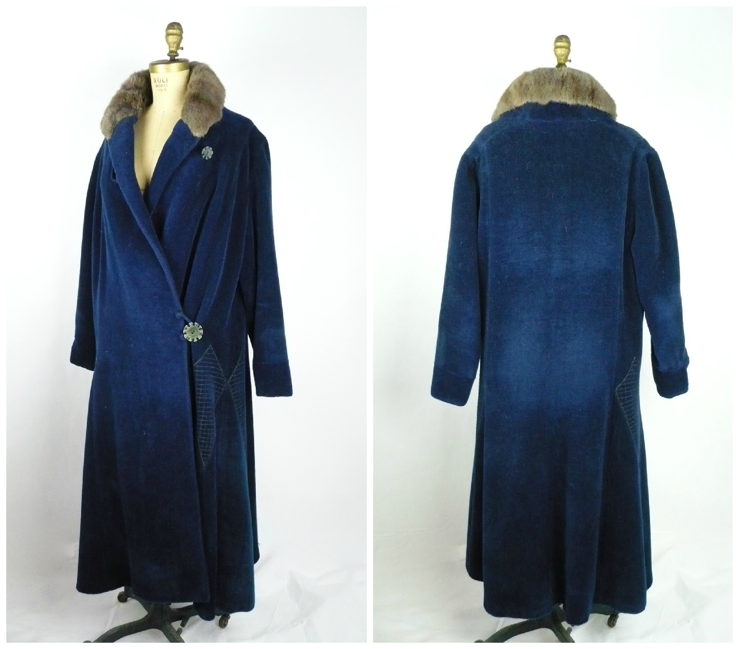 Ian Drummond Collection 20s Coats 1