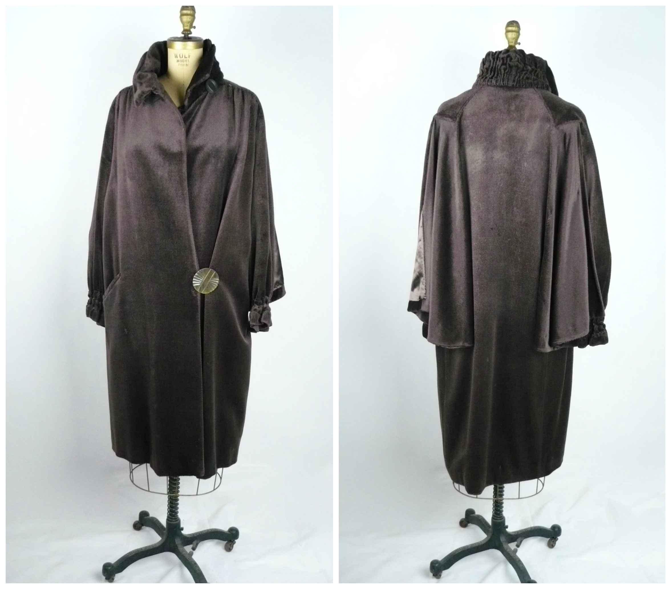 Ian Drummond Collection 20s Coats 5