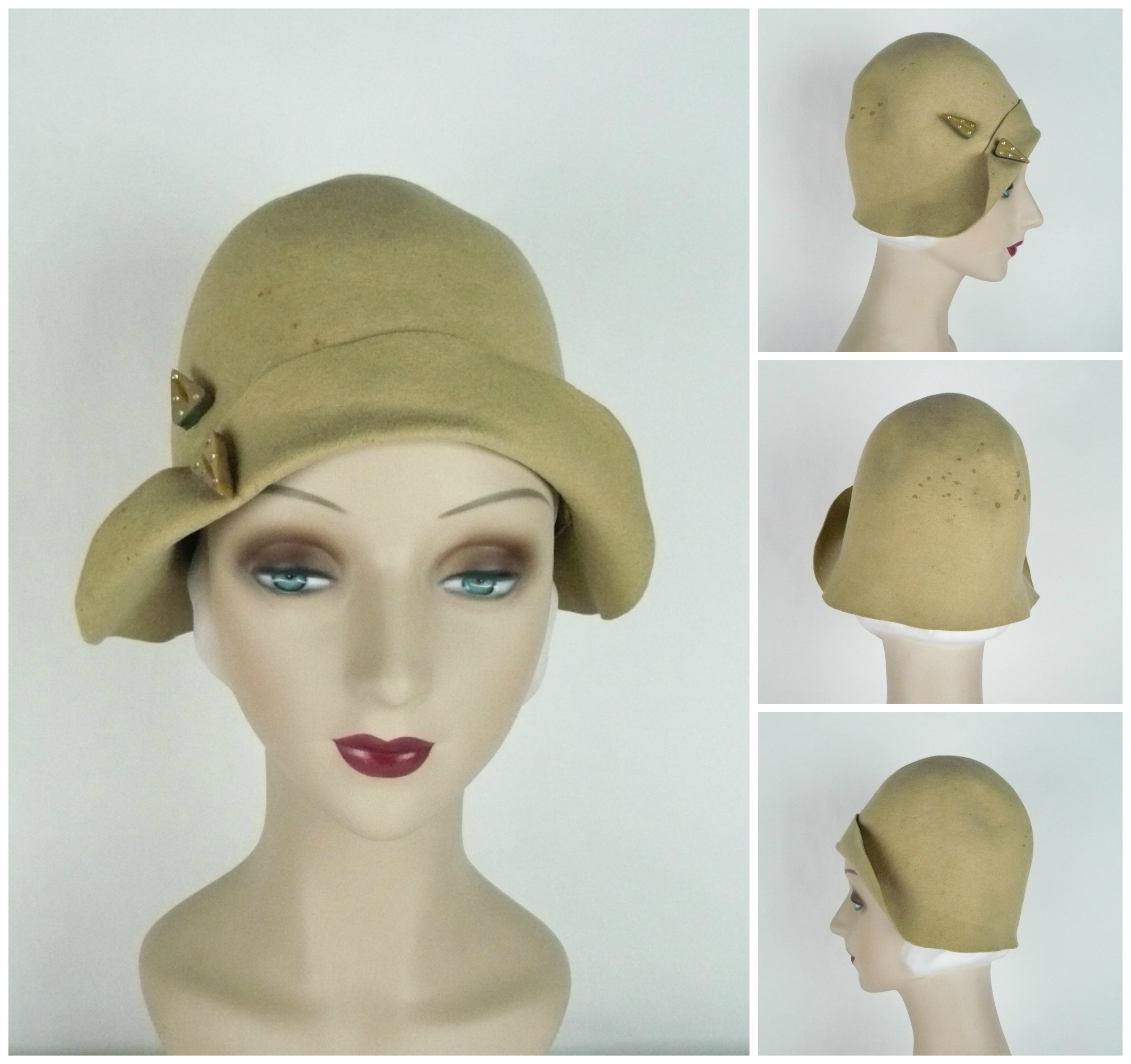 Ian Drummond Collection 20s hats 9