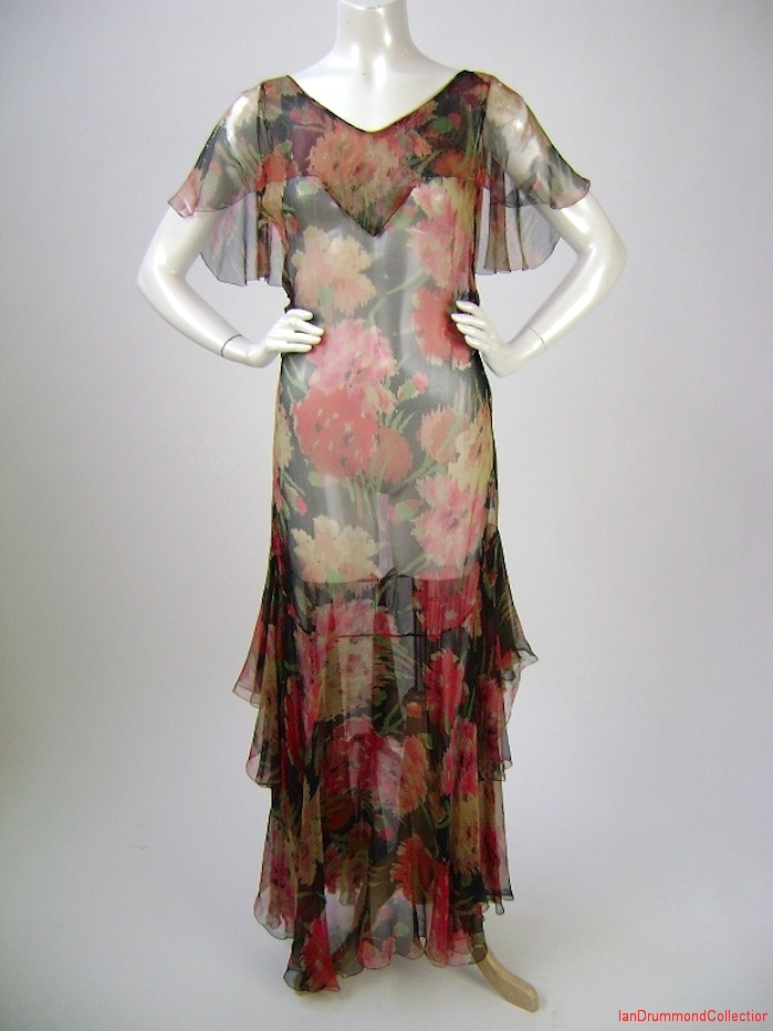 The Ian Drummond Collection: 1930s Vintage Clothing Rentals