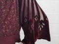 Burgundy-Sleeve