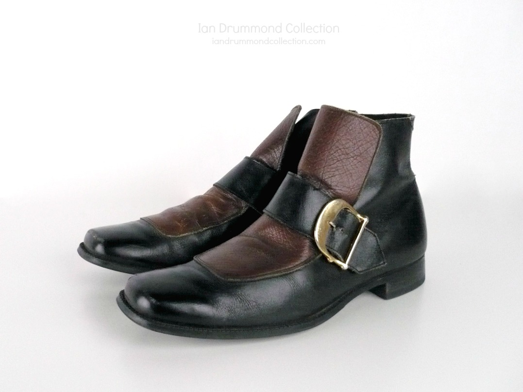 Ian Drummond Collection IDC Vintage 70s mens shoes 2