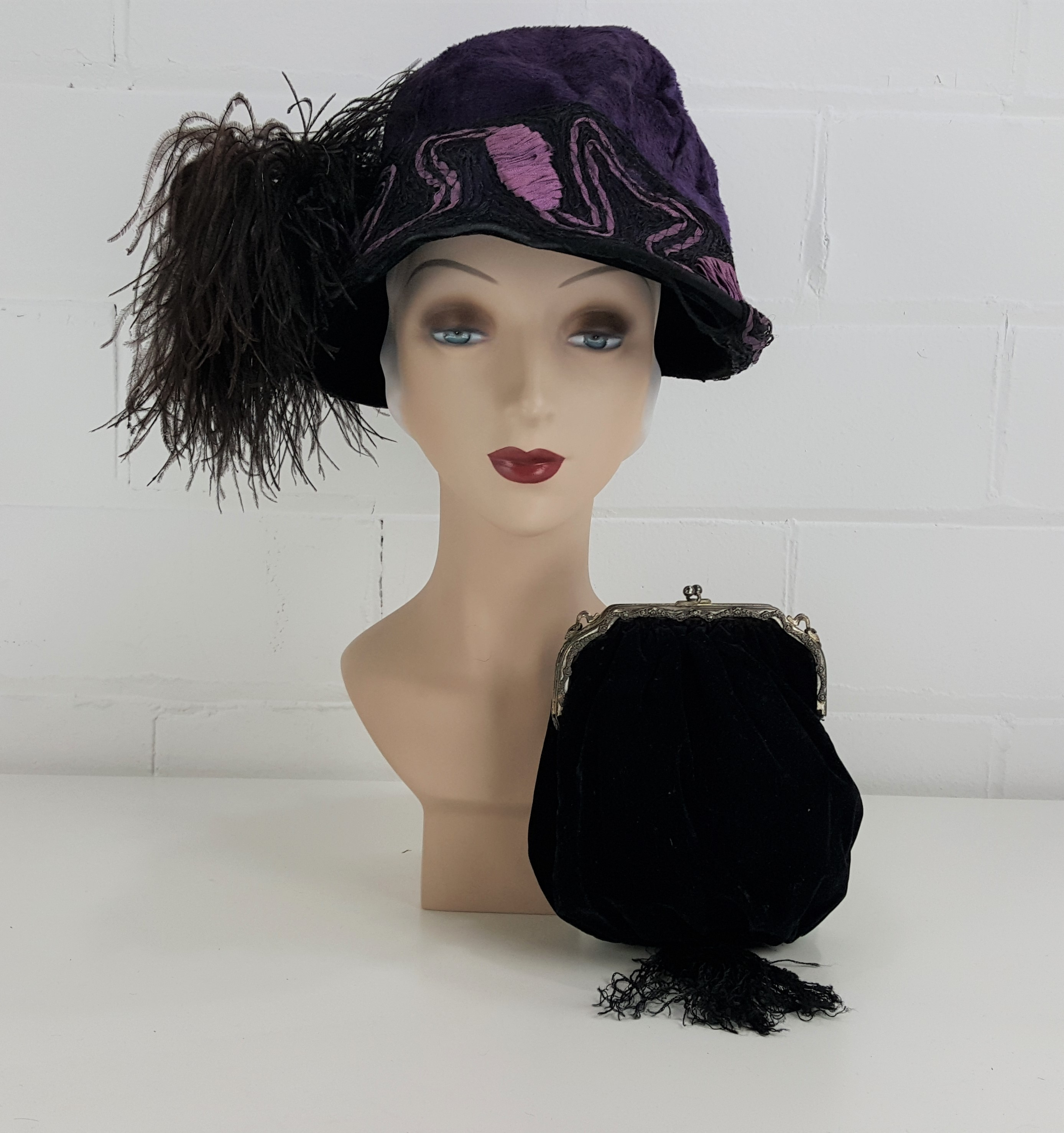 Purple-Hat