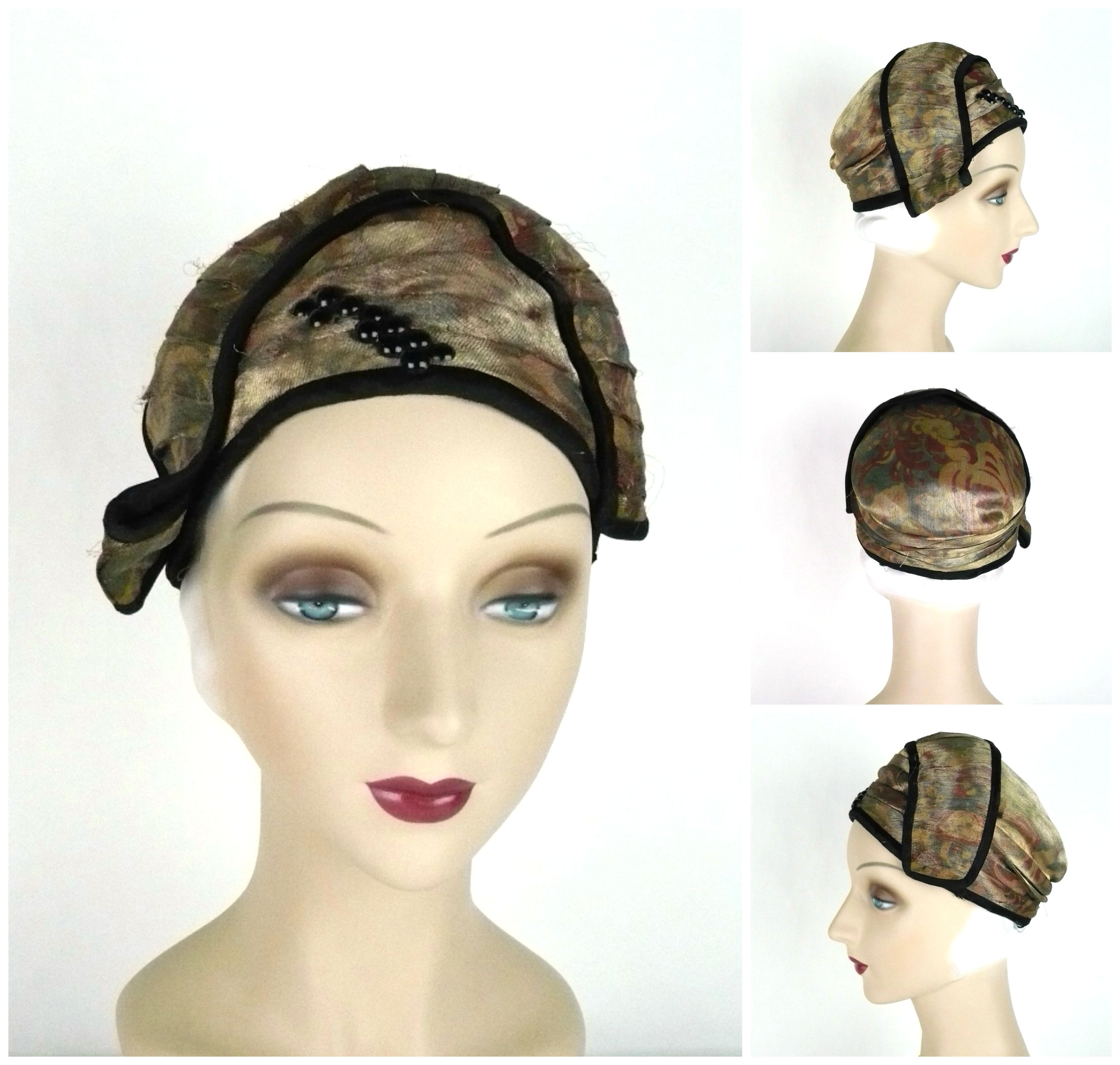 Ian Drummond Collection 20s hats 8