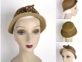 Ian Drummond Collection 1930s Hat 15