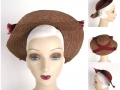 Ian Drummond Collection 1930s Hat 21