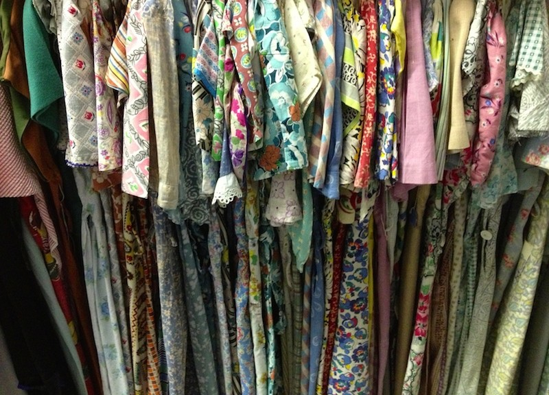 Ian Drummond Collection IDC Vintage Day Dresses Flowered and Print
