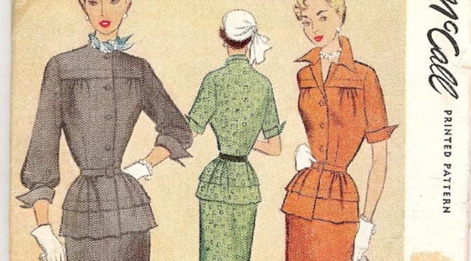 Ian Drummond Collection vintage patterns