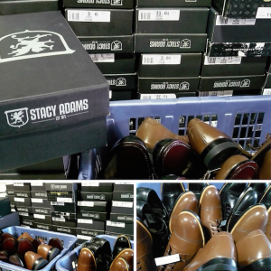 Ian Drummond Collection has new Stacy Adams Madison Cap Toe Shoes in Stock from sizes 6-13, both brown and black