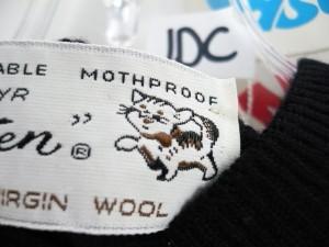 Vintage Label for a Glenayr Kitten Sweater