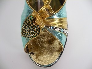 Ian Drummond Collection Gainsborough Shoes Toe Detail 1