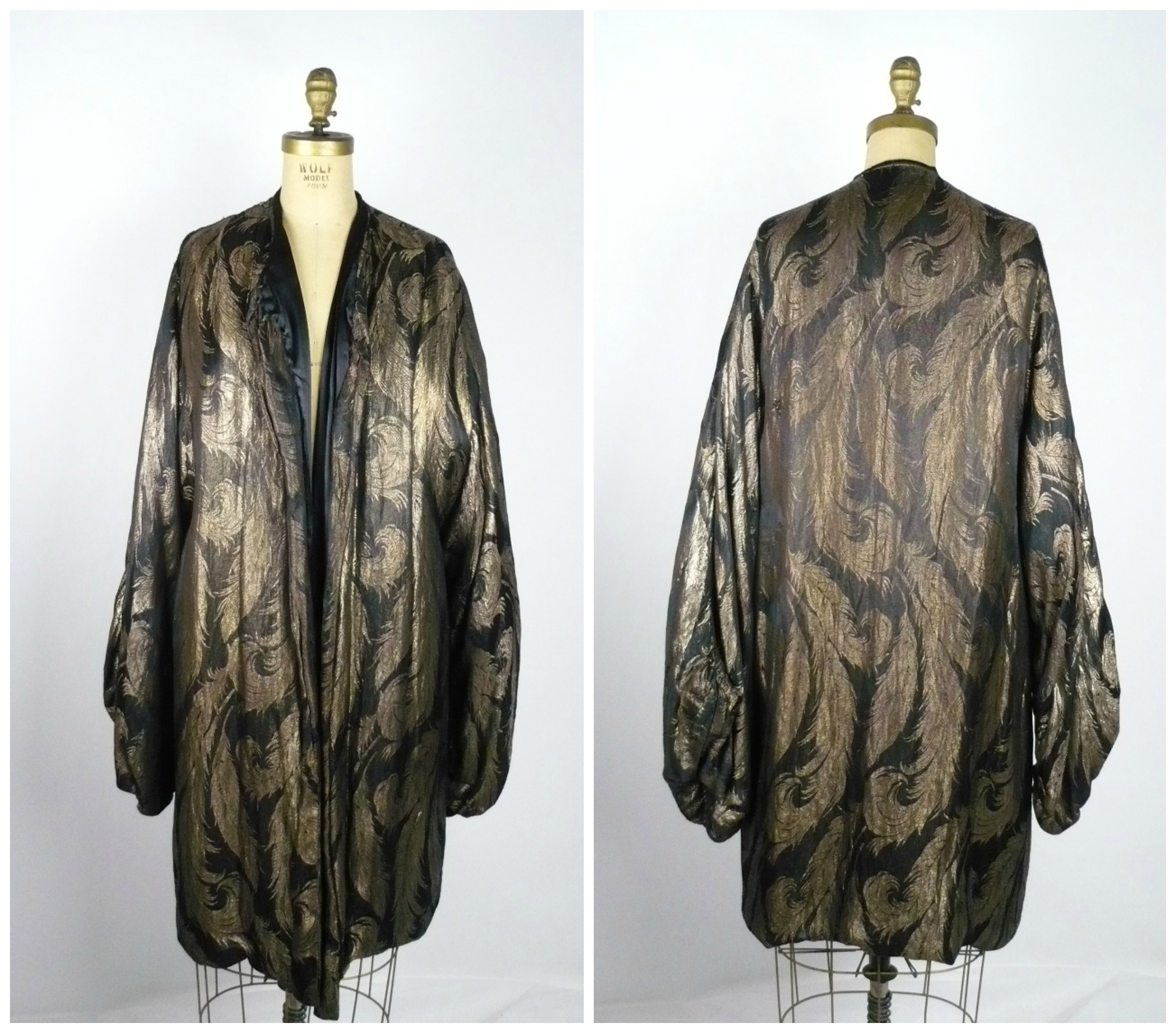 Ian Drummond Collection 20s Coats 13