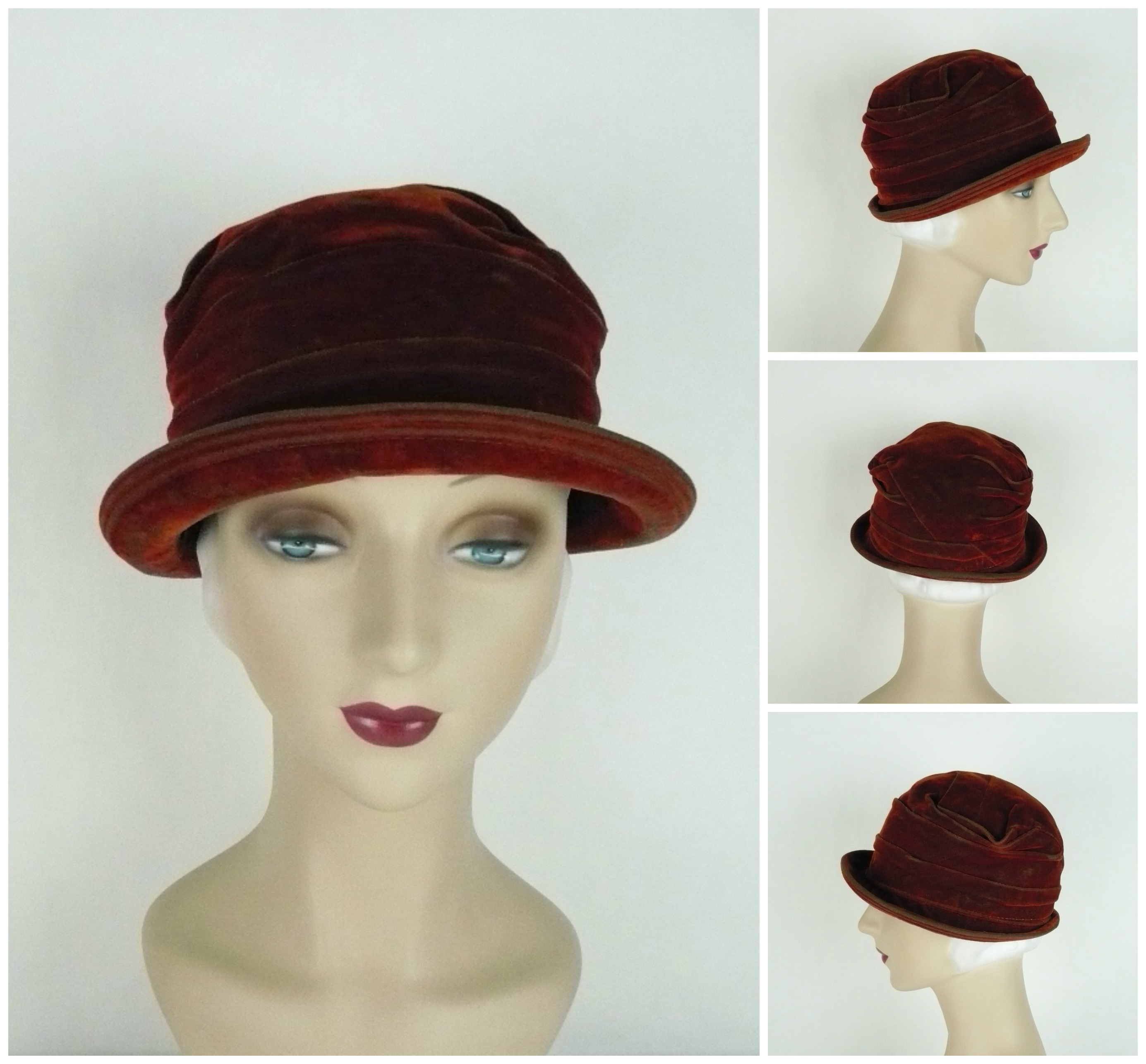 Ian Drummond Collection 20s hats 12