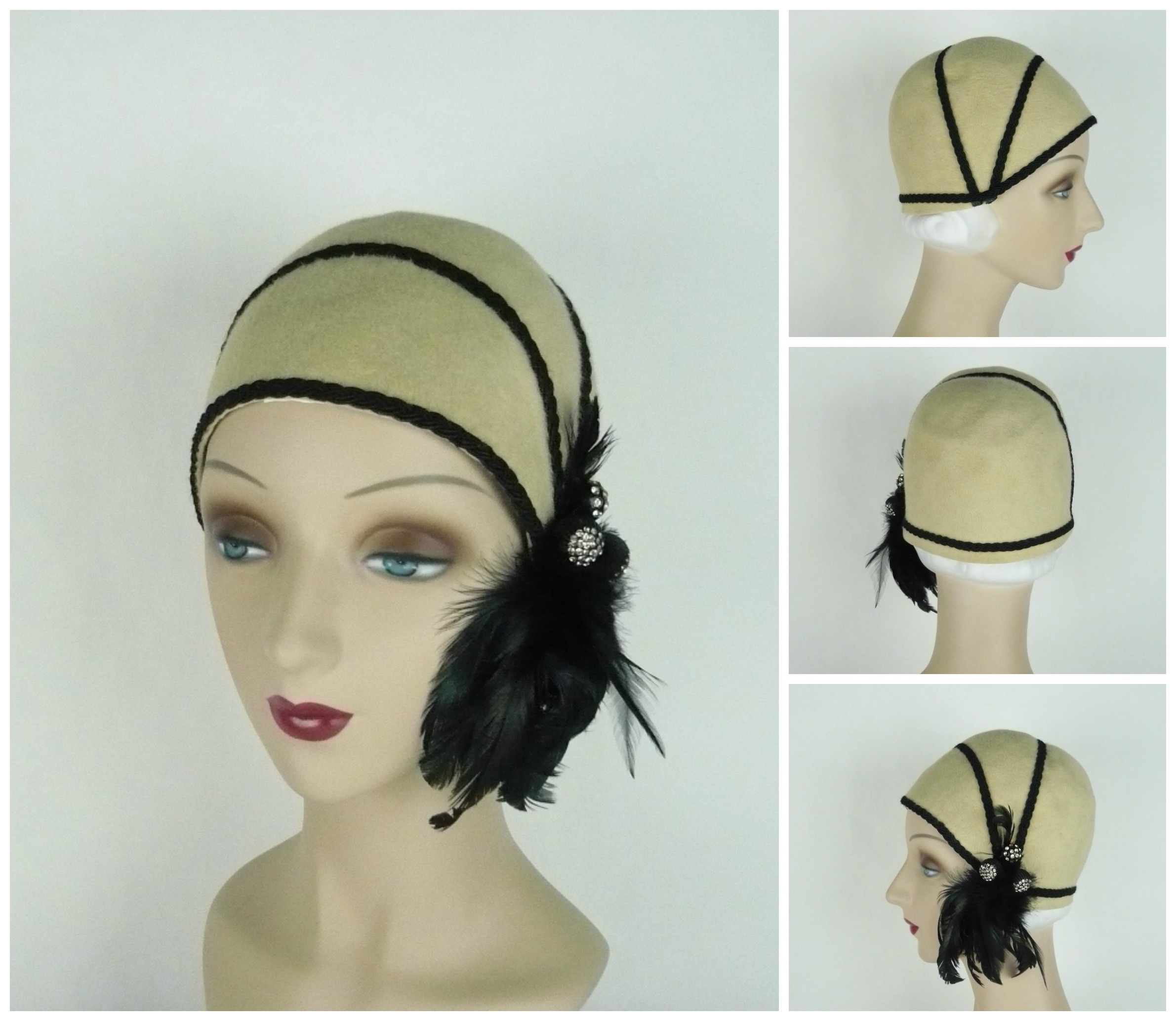 Ian Drummond Collection 20s hats 14