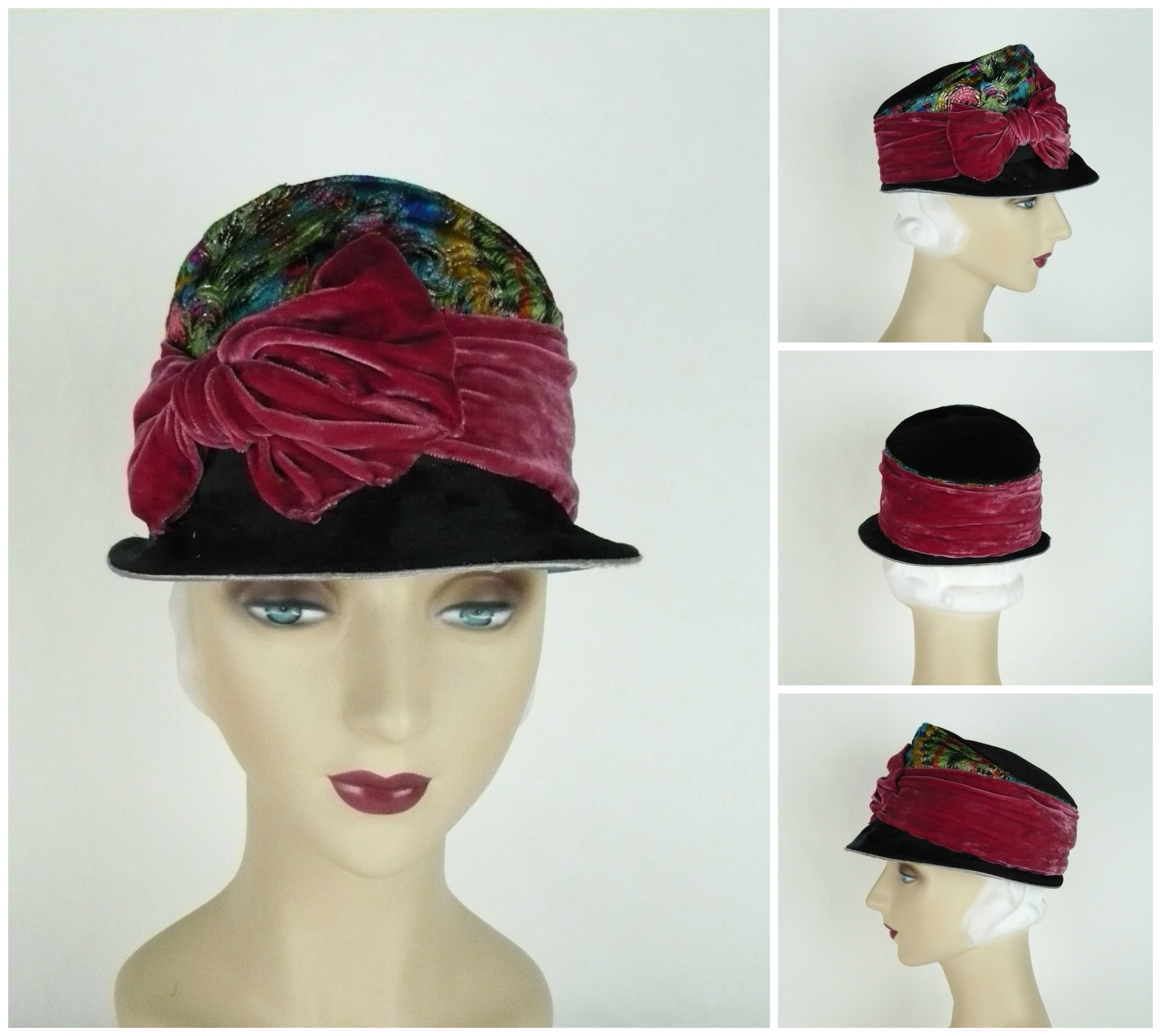 Ian Drummond Collection 20s hats 5