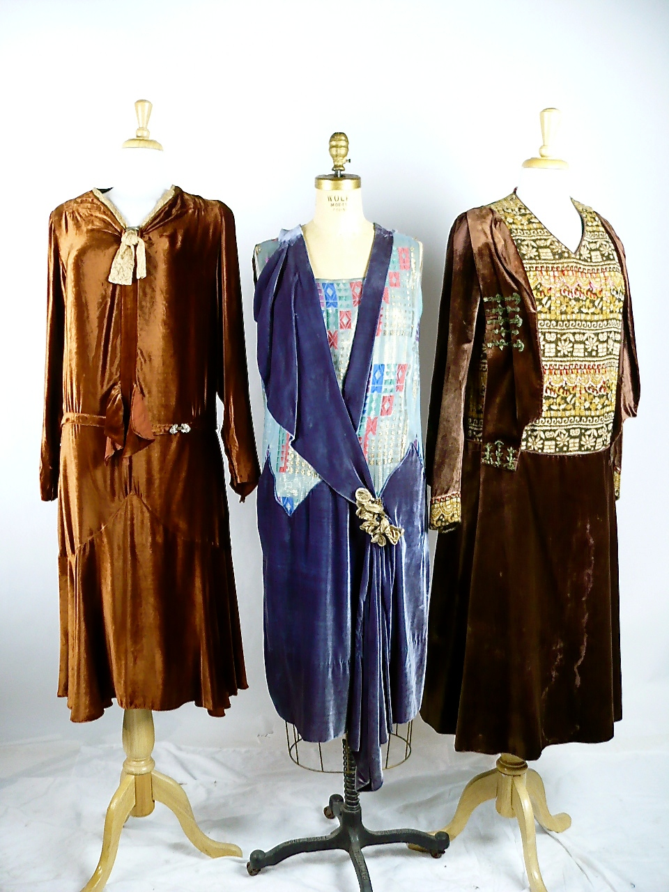 The Ian Drummond Collection: 1920s Vintage Clothing Rentals