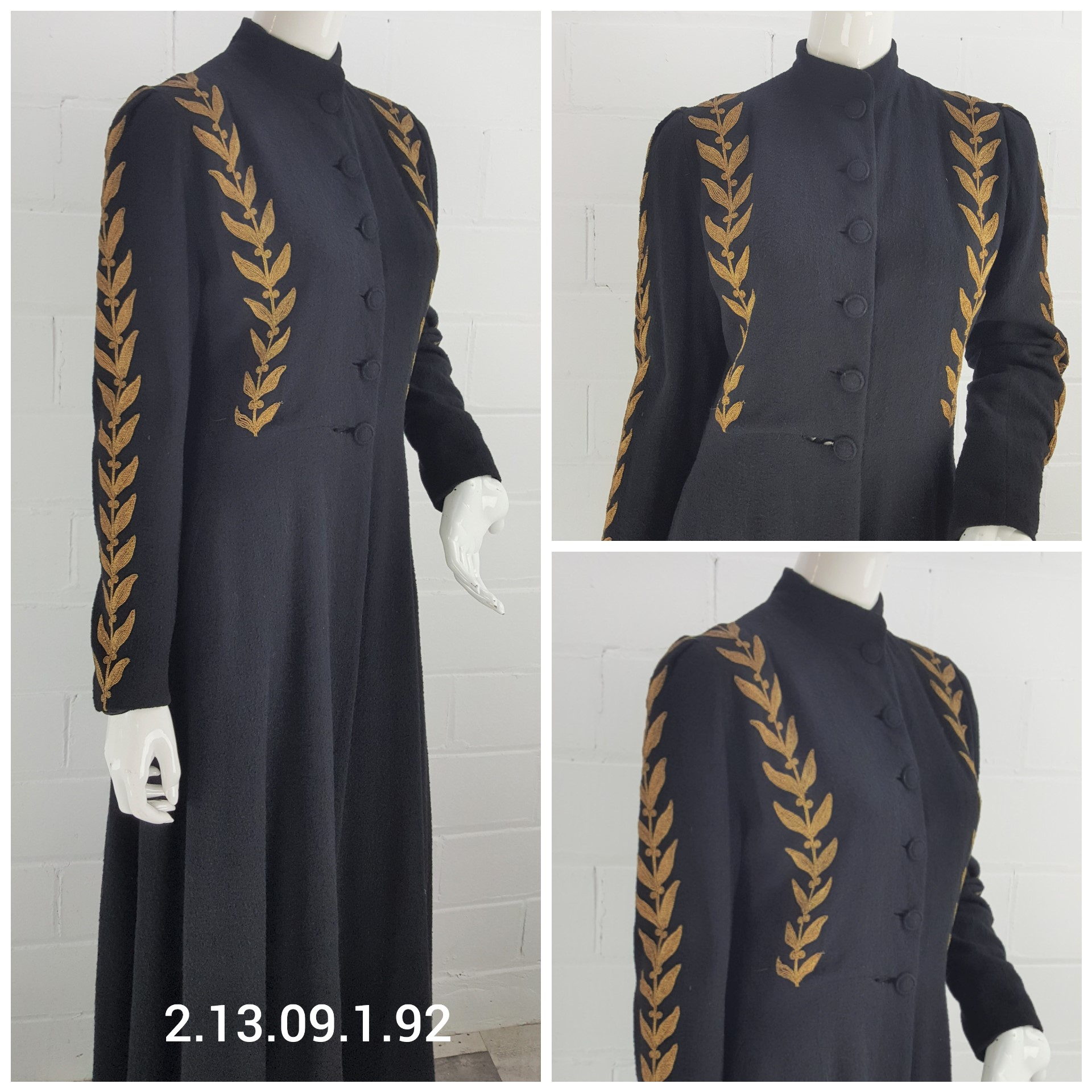 Navy-Coat