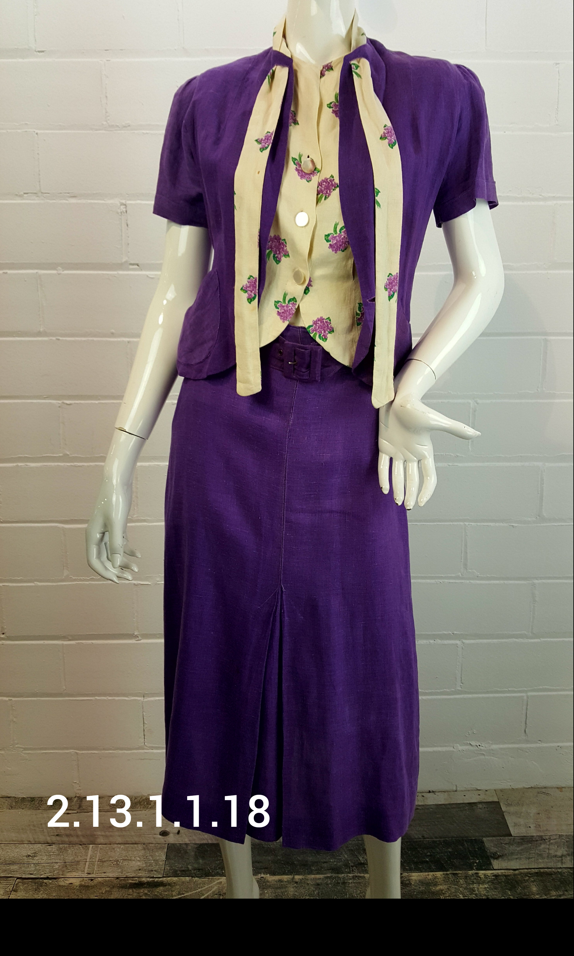 Purple-Suit