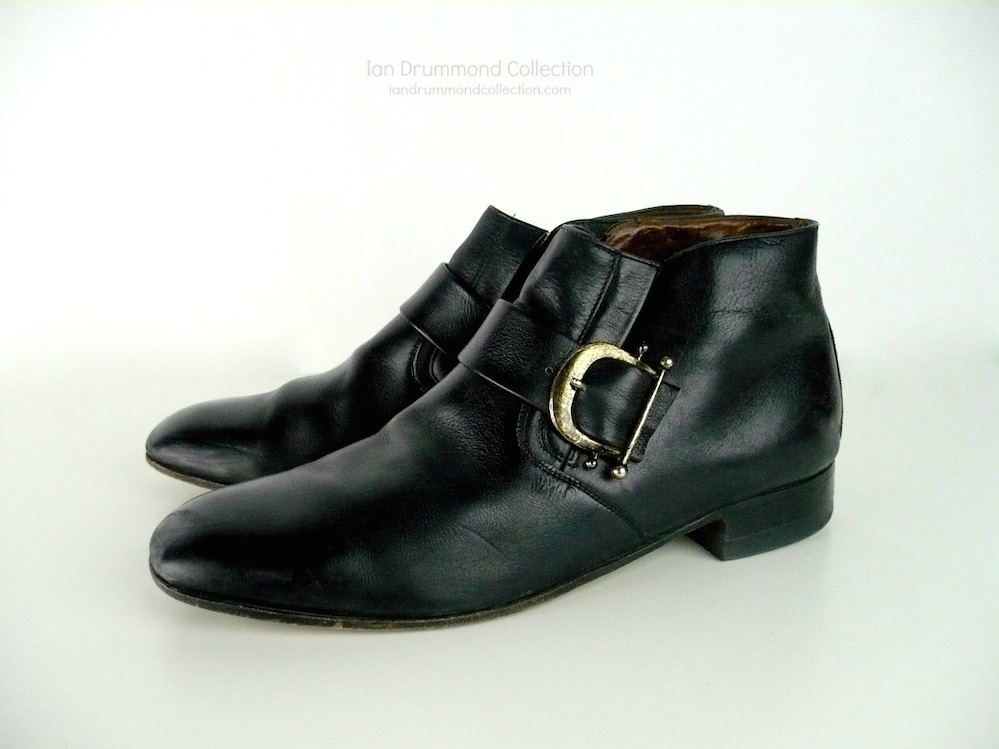 Ian Drummond Collection IDC Vintage 70s mens shoes 11