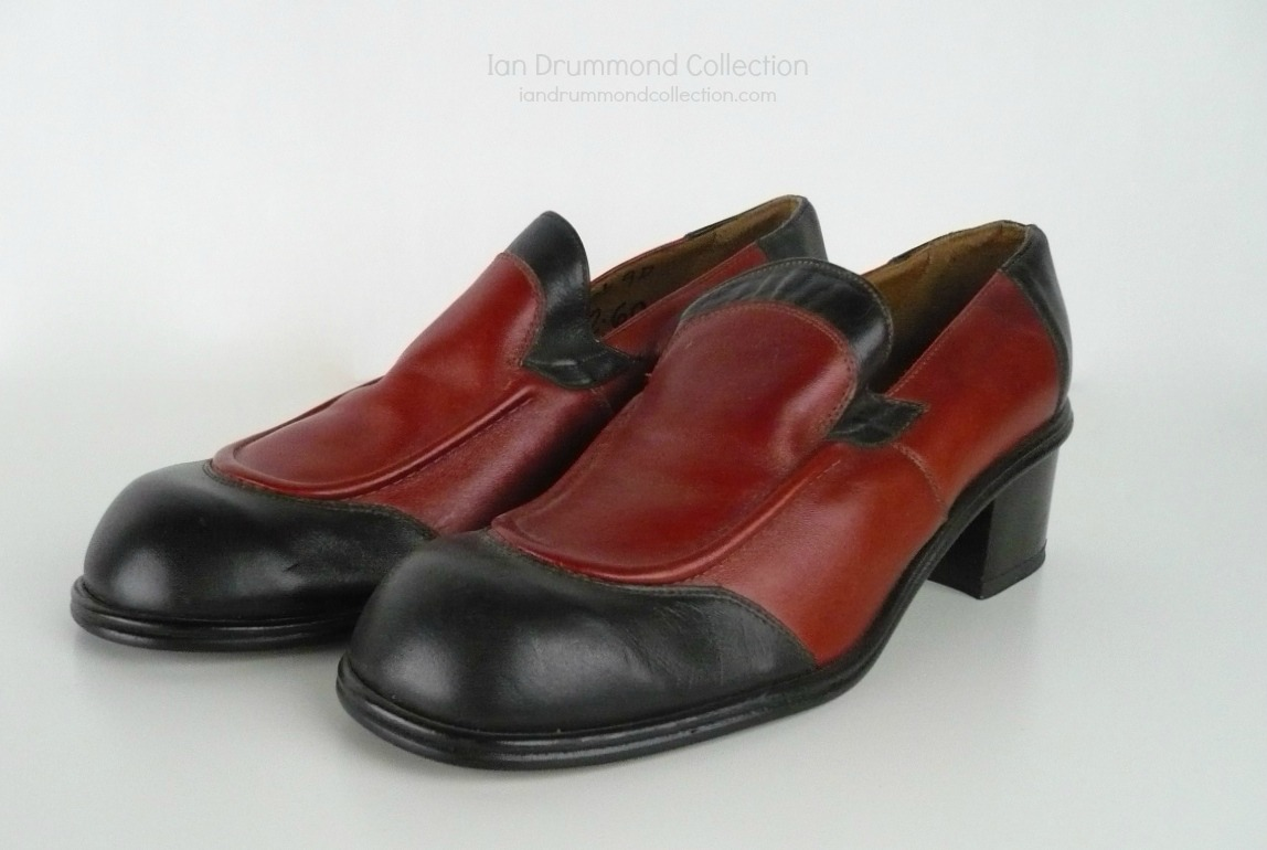 Ian Drummond Collection IDC Vintage 70s mens shoes 4