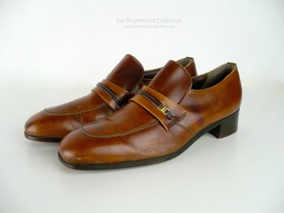 Ian Drummond Collection IDC Vintage 70s mens shoes 5