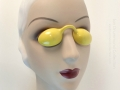 IDC Movie Wardrobe Rental Protective Eye Covers for Sunbathing