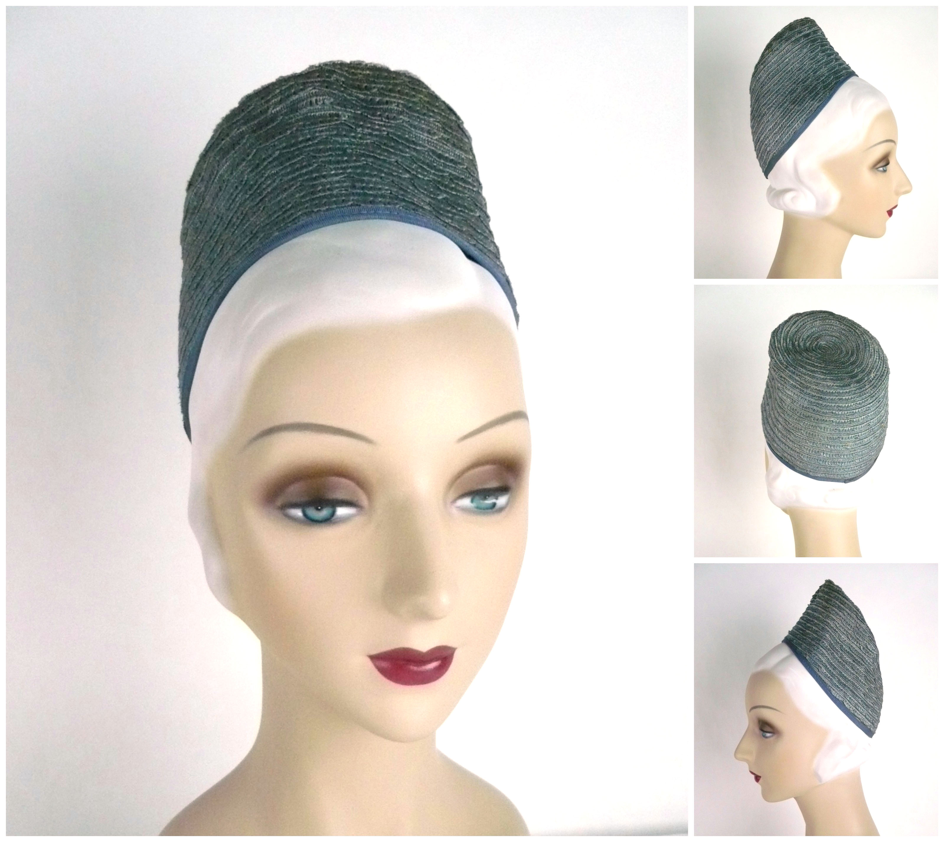 Ian Drummond Collection 1930s Hat 18