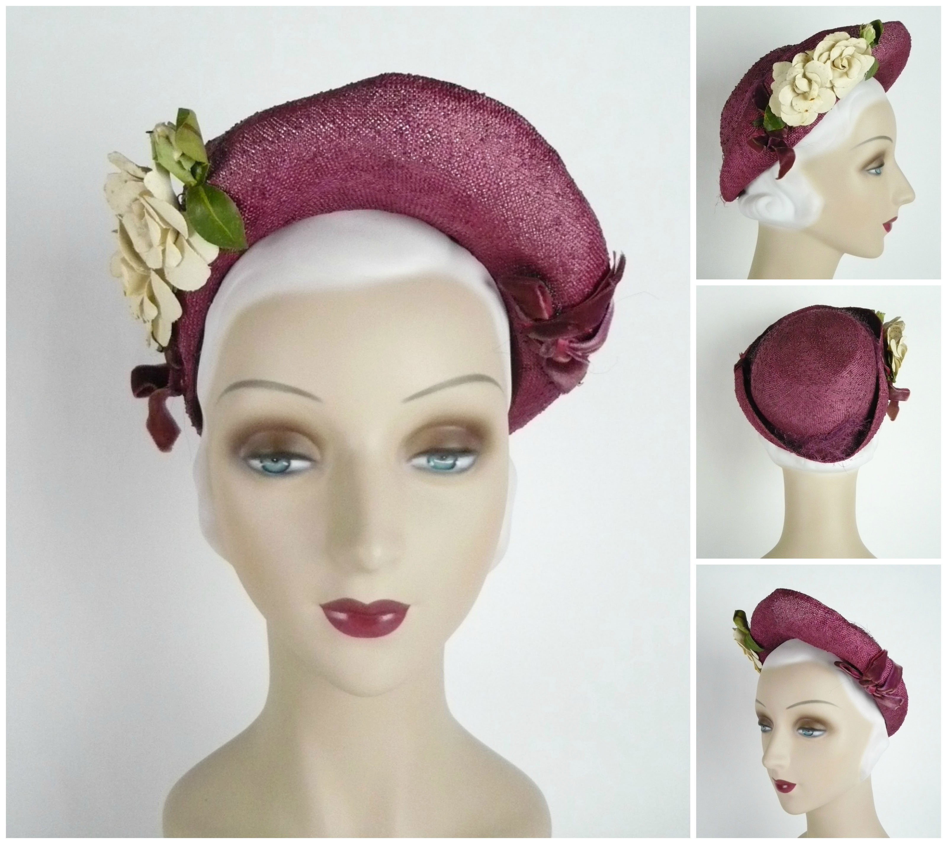 Ian Drummond Collection 1930s Hat 28