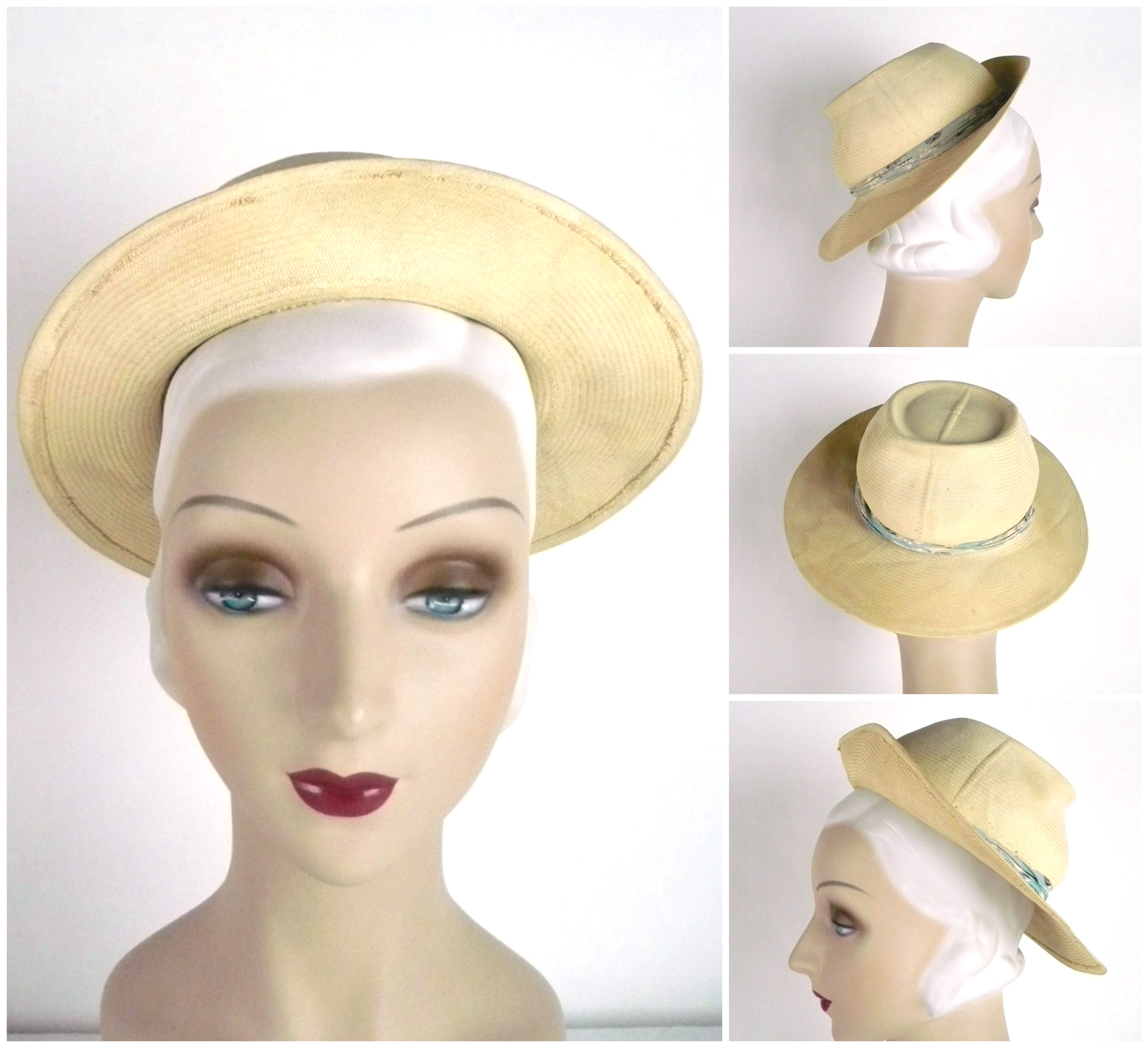 Ian Drummond Collection 1930s Hat 7