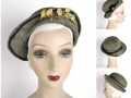 Ian Drummond Collection 1930s Hat 22