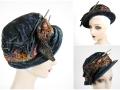 Ian Drummond Collection IDC Toronto Wardrobe Rentals Womens 20s Hat 1