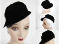Ian Drummond Collection IDC Toronto Wardrobe Rentals Womens 30s Hat 1