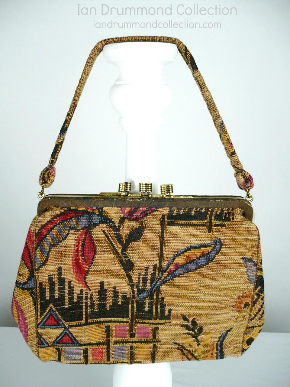 Ian Drummond Collection TV Movie Vintage Clothing Wardrobe Rental Toronto 1920s purse 15 (1)