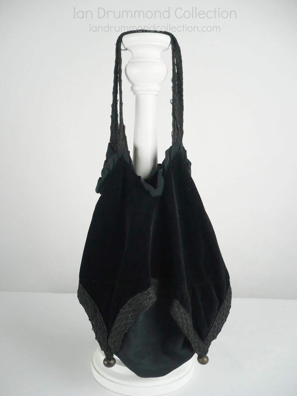 Ian Drummond Collection TV Movie Vintage Clothing Wardrobe Rental Toronto 1920s purse 18 (1)