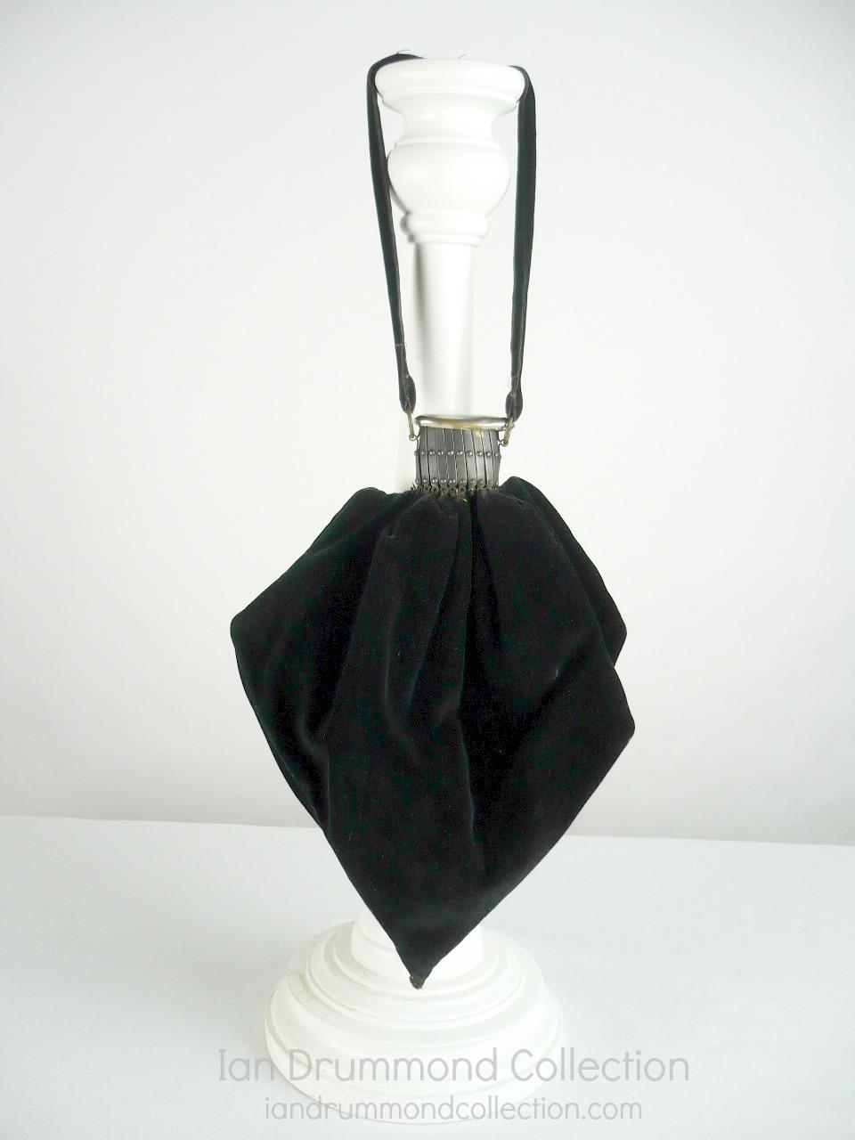 Ian Drummond Collection TV Movie Vintage Clothing Wardrobe Rental Toronto 1920s purse 4 (1)