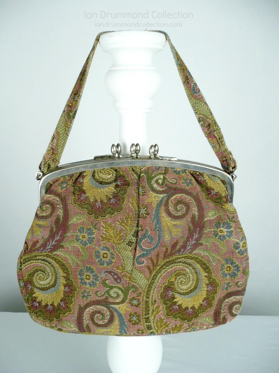 Ian Drummond Collection TV Movie Vintage Clothing Wardrobe Rental Toronto 1930s purse 12 (1)