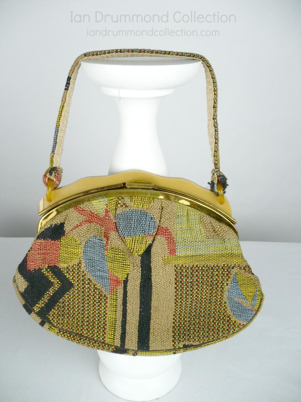 Ian Drummond Collection TV Movie Vintage Clothing Wardrobe Rental Toronto 1930s purse 7 (1)