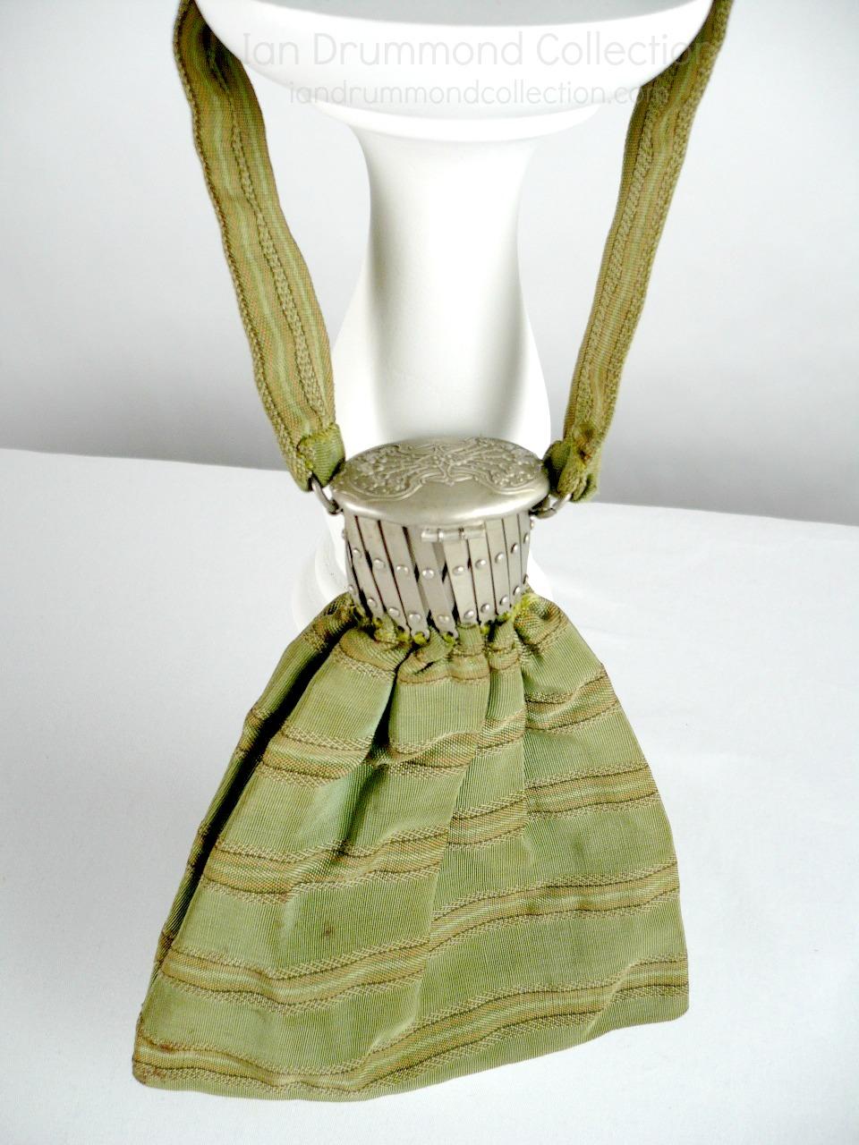 Ian Drummond Collection TV Movie Vintage Clothing Wardrobe Rental Toronto Edwardian purse 1 (1)
