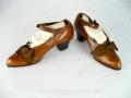 Ian Drummond Colleciton Toronto Vintage Clothing Show 20s Shoes