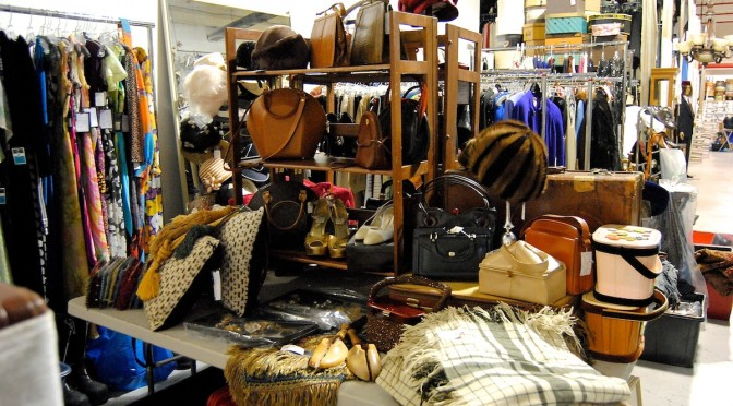 Ian Drummond Collection Vintage Clothing Sell to Us Toronto Movie TV Wardrobe